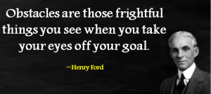 Obstacles-Henry-Ford